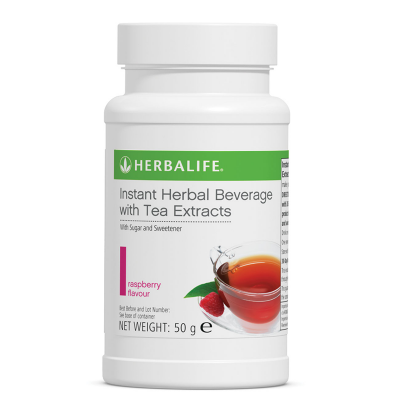 Herbalife Instant Herbal Beverage  50g Raspberry Flavour