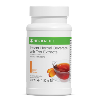 Herbalife Instant Herbal Beverage  50g Peach Flavour