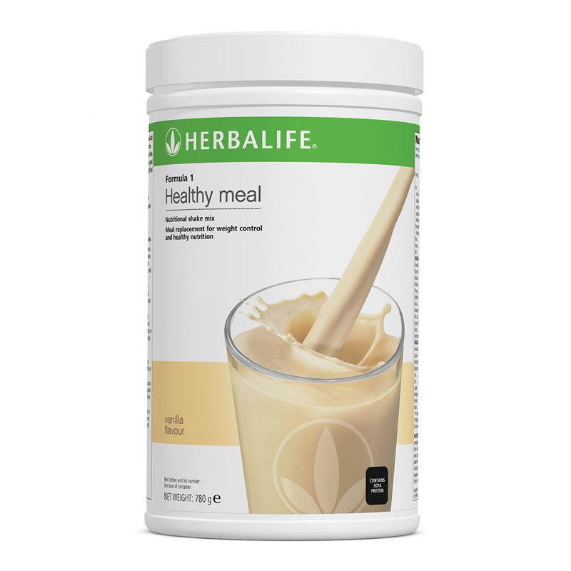 Independent Herbalife Nutrition Member - Herbalife Formula ...