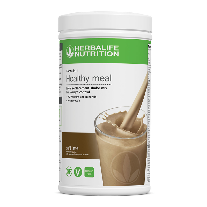 Herbalife Formula 1 Cafe Latte *NEW FLAVOUR*