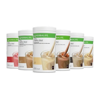 Herbalife Formula 1 shake mix for weightloss