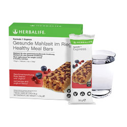 Herbalife Formula 1 Express Bar -Berry Flavour