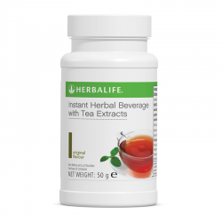Herbalife Instant Herbal Beverage  50g Original Flavour