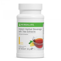 Herbalife Instant Herbal Beverage  50g Lemon Flavour
