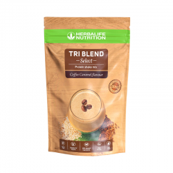 Tri Blend Select - Protein shake mix Coffee Caramel Flavour - 600g
