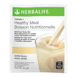 Herbalife Formula 1 Vanilla Flavour Pack of 7 Sachets