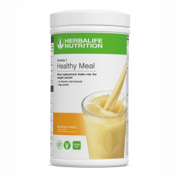 Herbalife Formula 1 Banana Cream