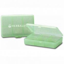 Small Herbalife tablet box