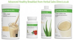 Herbalife Advanced Healthy Breakfast