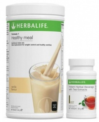 Herbalife Starter Healthy Breakfast