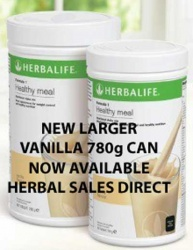 Herbalife Formula 1 Vanilla - NEW 780g CAN