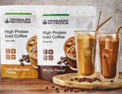 High Protein Iced Coffee *NEW*