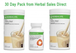 Herbalife 30 Day Pack (3 day trial products) with Tablets