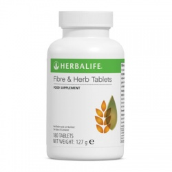 Herbalife Fibre and Herb tablets